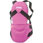 uvex Rückenprotektor back pure jr w pink