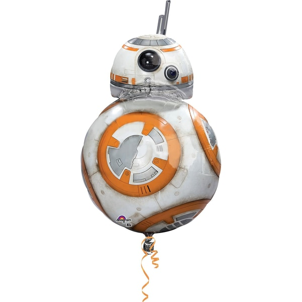 Amscan Figuren-Folienballon Star Wars BB8