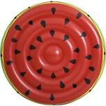 Bestway Watermelon Island 188 cm Badeinsel im Wassermelonen-Design