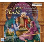 1001 Nacht 1 Audio-CD