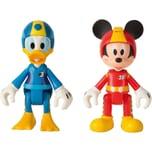 IMC Toys Micky Roadster Racers 2 Figuren Micky und Donald