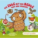 CD Die Eule mit der Beule und ihre Freunde - Liederalbum