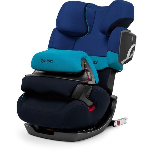 Cybex Auto-Kindersitz Pallas 2-Fix Silver-Line Blue Moon