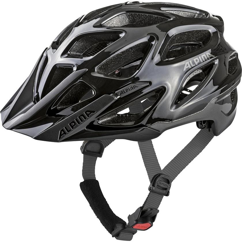 Alpina Fahrradhelm Mythos 3.0 Black-Antra