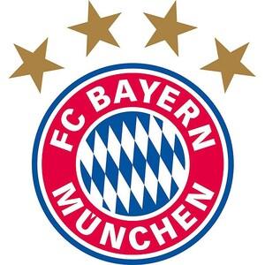 FC Bayern München Wandtattoo FC Bayern München Logo