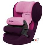 Cybex Auto-Kindersitz Juno 2-Fix Silver-Line Purple Rain-Purple 2018