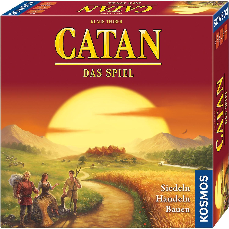 Kosmos Das Spiel Catan Spiel des Jahres 1995