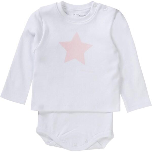Bellybutton Baby Shirt Body für Mädchen