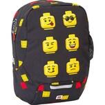 LEGO Kinderrucksack RASMUSSEN LEGO® Faces black