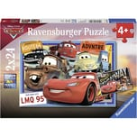Ravensburger 2er Set Puzzle je 24 Teile 26x18 cm Disney Cars