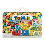 PlayMais Fun to Learn Zahlen 550 Maisbausteine