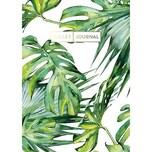 "EMF Edition Michael Fischer Pocket Bullet Journal ""Leaves"" mit Original Tombow Brush Pen Fudenusoke"
