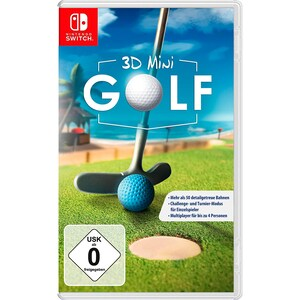 Ak Tronic Nintendo Switch 3D Mini Golf