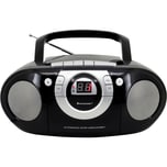 Soundmaster Radio-Kassettenspieler mit CD-Spieler