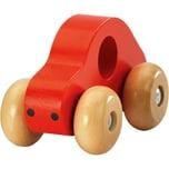 fashy Holz-Auto rot