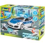 """Revell Junior Kit Porsche 911 """"Polizei"""""""