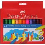 Faber-Castell Filzstift Jumbo 24er Kartonetui