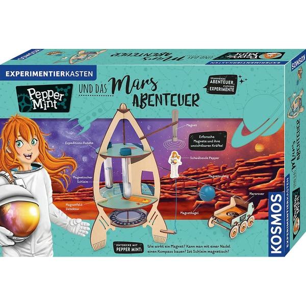 Kosmos Pepper Mint und das Mars-Abenteuer