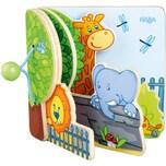 Haba Babybuch Zoofreunde aus Holz