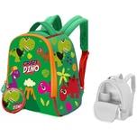 Kindergartenrucksack Crazy Dino inkl. Münzbörse