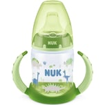 Nuk Trinklernflasche First Choice Silikon-Trinksauger Pp Bpa Frei 150 ml Dino