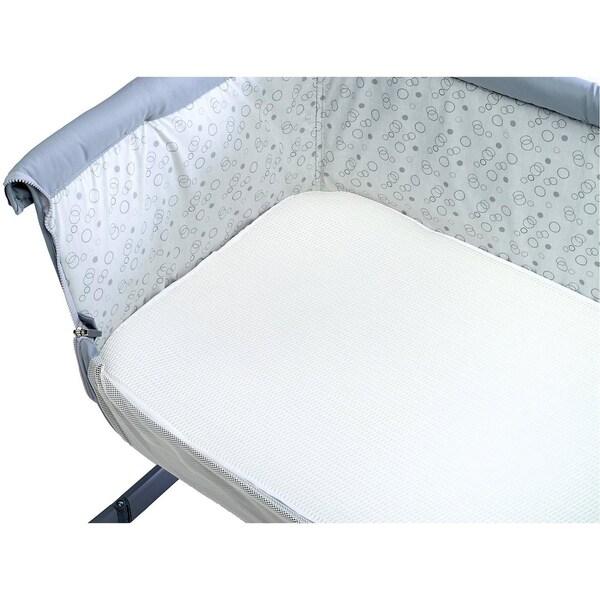 Chicco Matratzenauflage Night Breeze für Beistellbett Chicco Next2Me 50 x 85 cm