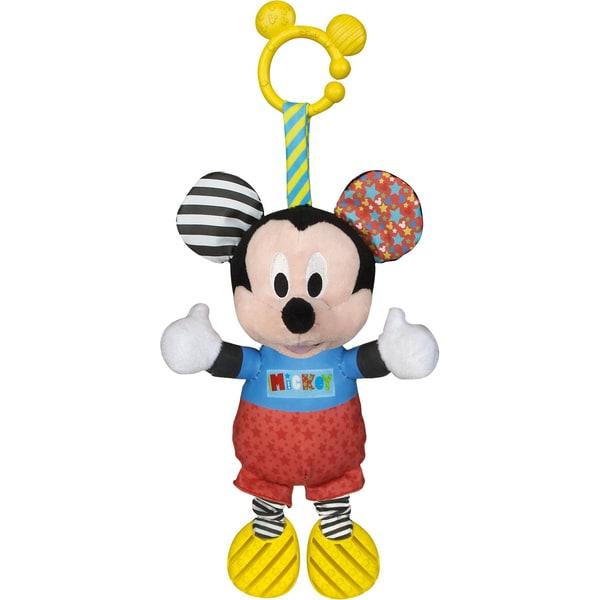 Clementoni Baby Mickey Plüsch mit Zahnungshilfe