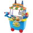Playgo Knetset Knetset Frühstücks-Imbisswagen