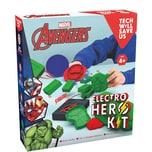TECH WILL SAVE US® Electro Hero Kit Marvel Avengers Lernset Stromkreis