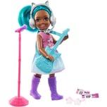 Mattel Barbie Chelsea Sängerin Puppe