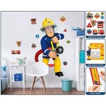 Walltastic Wandsticker Feuerwehrmann Sam XXL
