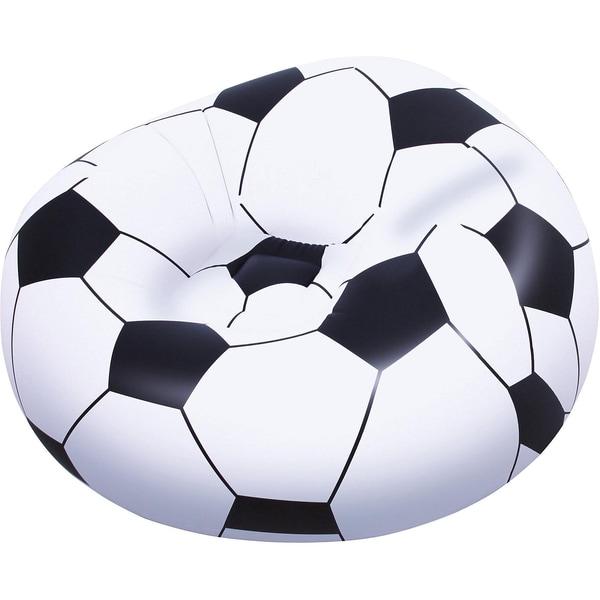 Bestway Aufblasbarer Fußballsessel
