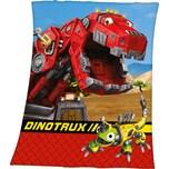 Herding Kuscheldecke Dinotrux 130 x 160 cm