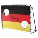 4Uniq Fußballtor Champion Germany mit Torwand 213cm