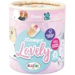 Aladine Stampo Lovely Kawaii Stempel-Set