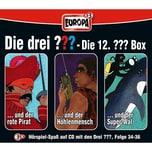 Sony CD Die Drei ??? - Box 34-36