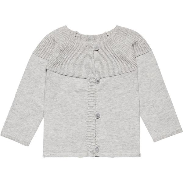 Sense Organics Baby Strickjacke für Mädchen Organic Cotton