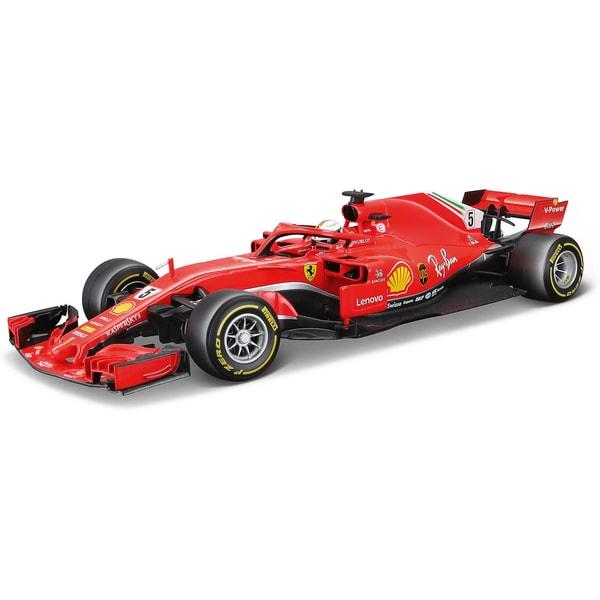 Bburago 118 Ferrari SF18-T Sebastian Vettel