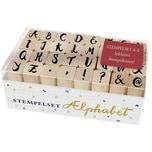 Coppenrath Holzstempel-Set - Alphabet