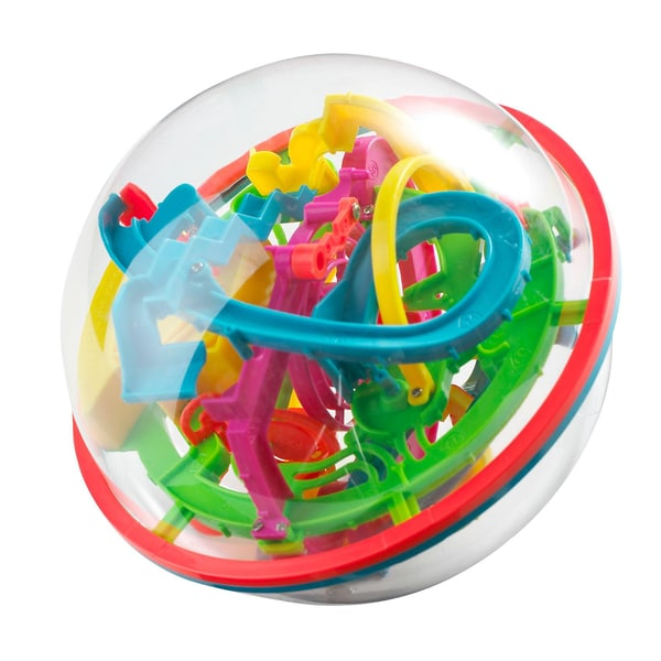 HQ Addict-A-Ball 20 cm Puzzle-Ball und Geduldsspiel mit 138 Spielstufen