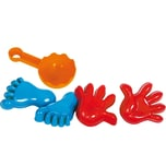 GOWI Sandform Hände Füsse 16 cm