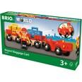 Brio Flughafen-Gepäckwagen