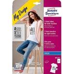 AVERY ZWECKFORM Textil-Folie My Design A4 5Bl