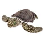 Wild Republic Cuddlekins Meeresschildkröte grün 38cm