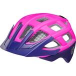 KED Helmsysteme Fahrradhelm Kailu pink-lila matt