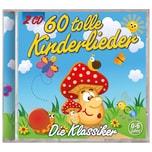 CD 60 tolle Kinderlieder Kiddy Club