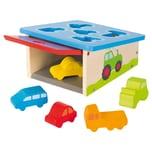 Goki Sort Box Fahrzeuge