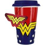 DC Comics Wonder Woman Reisebecher To Go 450ml