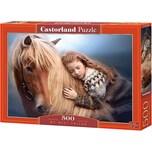 Castorland Puzzle 500 Teile Beste Freunde