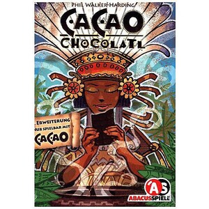 Abacusspiele Cacao Chocolatl Spiel-Zubehör